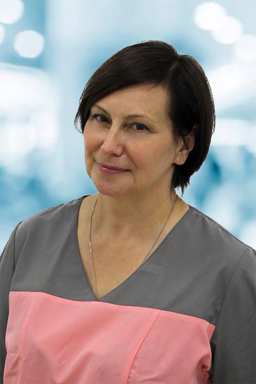 Могучая Светлана Игоревна