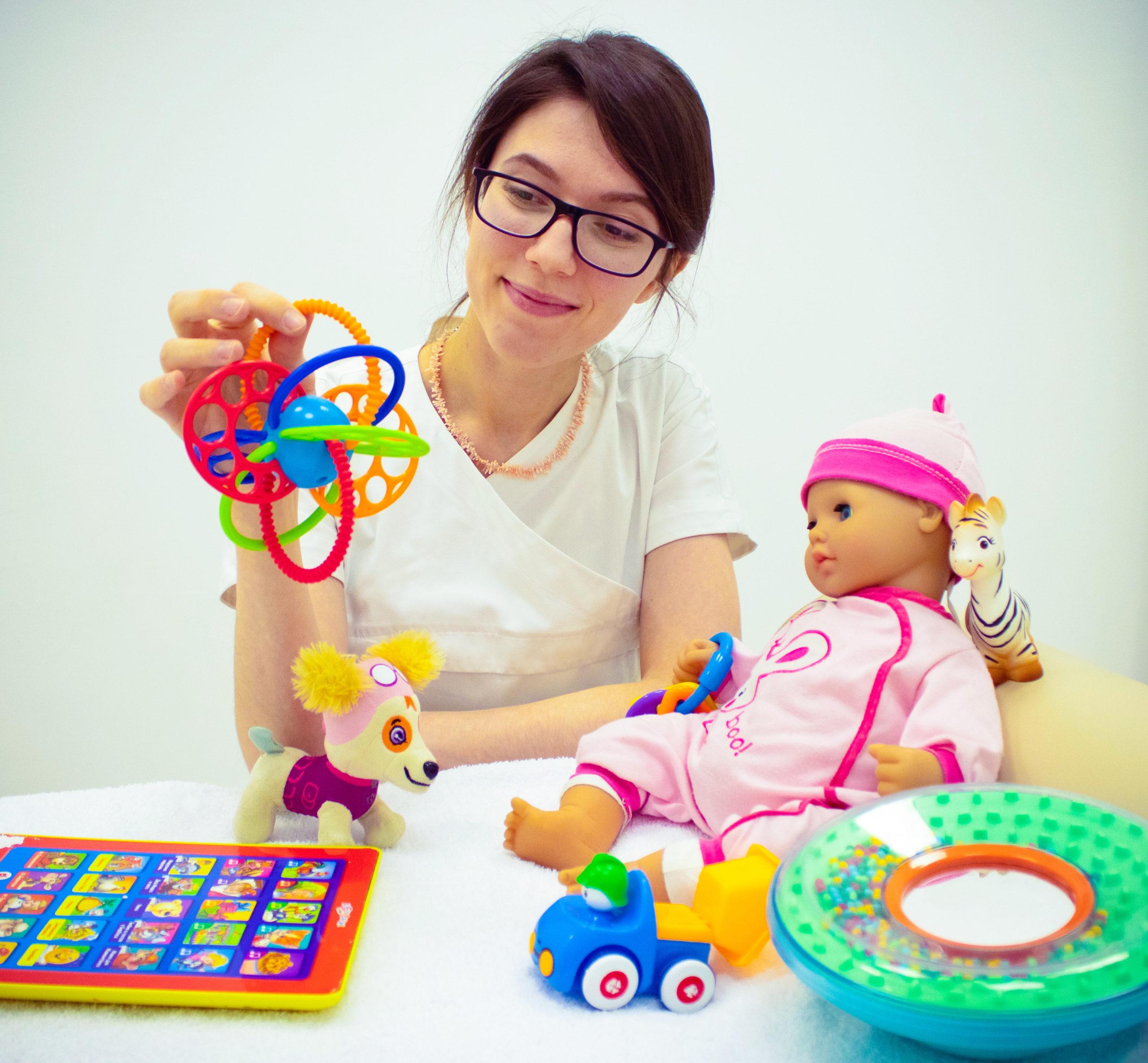 Детский остеопат Волкова МА